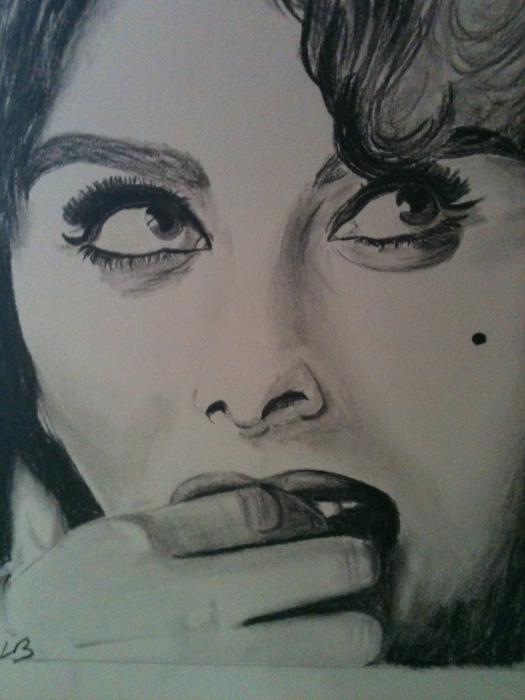 Sophia Loren by jobbyguss